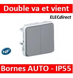 Legrand Double interrupteur...
