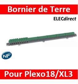 Legrand - Bornier IP2X à...