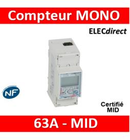 Legrand Compteur modulaire...