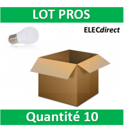 Vision-EL - Ampoule LED E27...