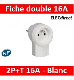 Legrand - Fiche double...