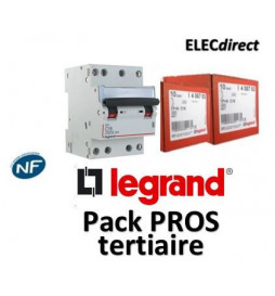 Legrand - Disjoncteur 4P...