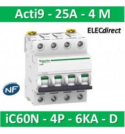 Schneider -  Acti9, iC60N...
