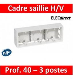 Legrand - Cadre saillie...