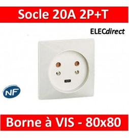 Legrand - Socle 20A - Plast...