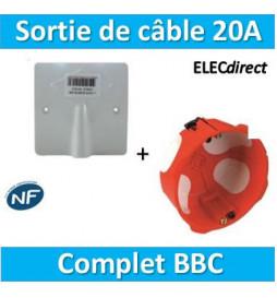 SIB - Sortie de câble...