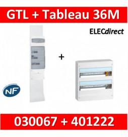 Legrand - Kit GTL 18M +...