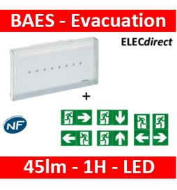 Legrand - BAES d'évacuation...