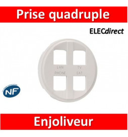 Legrand - Enjoliveur...