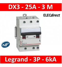 Legrand - Disjoncteur DX³...