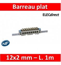 Legrand - Barreau plat 12x2...