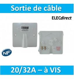 SIB - Sortie de câble 32A -...