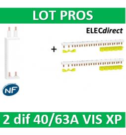 Schneider - LOT XP RESI9-...