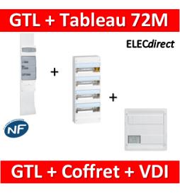 Legrand - Kit GTL 18M...