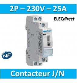 Hager - Contacteur J/N...