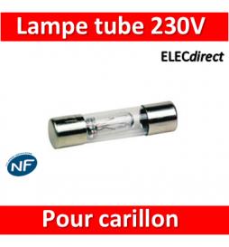 Legrand - Lampe tube pour...