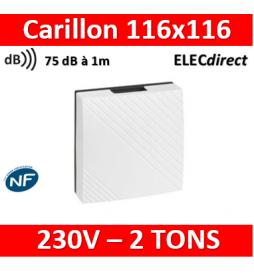 Legrand - Carillon 230V 2...