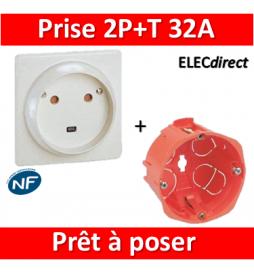 Legrand - Socle 32A - Plast...