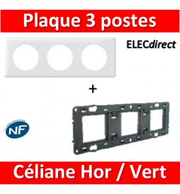 Legrand Céliane - Plaque de...