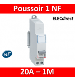 Legrand - Poussoir 20A...