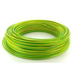 Câble HO7VR 6 mm2 rigide -...