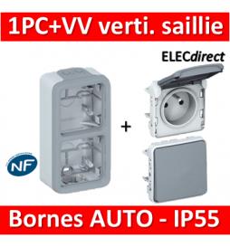 Legrand Plexo - PC + VV -...