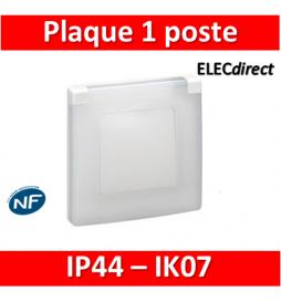 Legrand Niloé - Plaque 1...