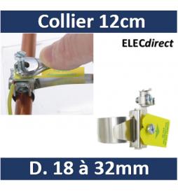 Eurohm - Collier inox 12cm...