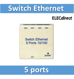 Tonna - Switch ethernet 5...