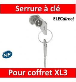 Legrand - Serrure à clé N...