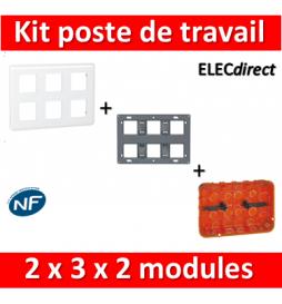 Legrand Mosaic - Kit poste...