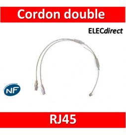 Legrand - Cordon double...