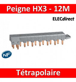 Legrand - Peigne HX3...