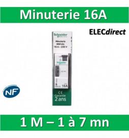 Schneider - Minuterie...