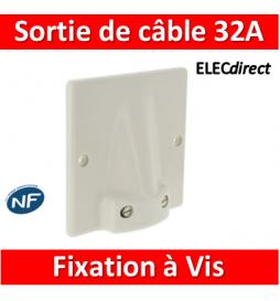 Legrand - Sortie de câble...
