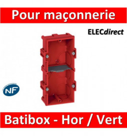 Legrand Batibox - Boîte à...