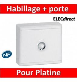 Legrand - Habillage + porte...