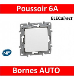 Legrand Niloé - Poussoir 6A...