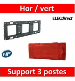 Legrand - Support triple 3...