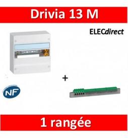 Legrand - Coffret DRIVIA 13...