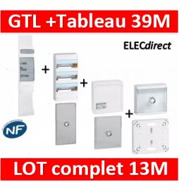 Legrand - GTL 13 + tableau...