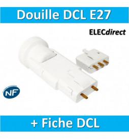 SIB - Douille + fiche DCL -...