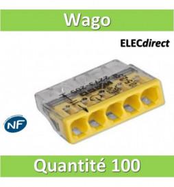 WAGO - Boîte de 100 Bornes...