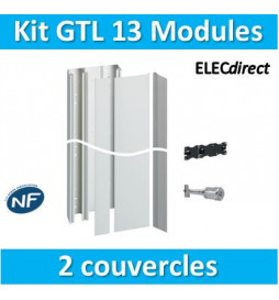 Hager - Kit GTL 13 Modules...