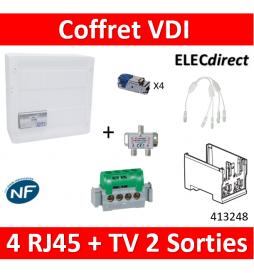 Legrand - Coffret VDI GRADE...