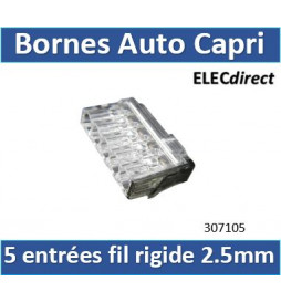 Capri - Bornes automatique...