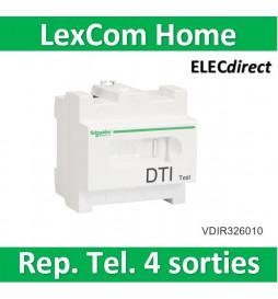 Schneider - LexCom Home DTI...