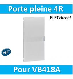 Hager  VZ418P Porte opaque...