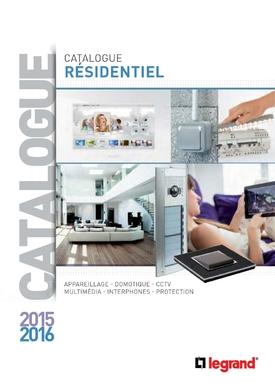 catalogue Legrand